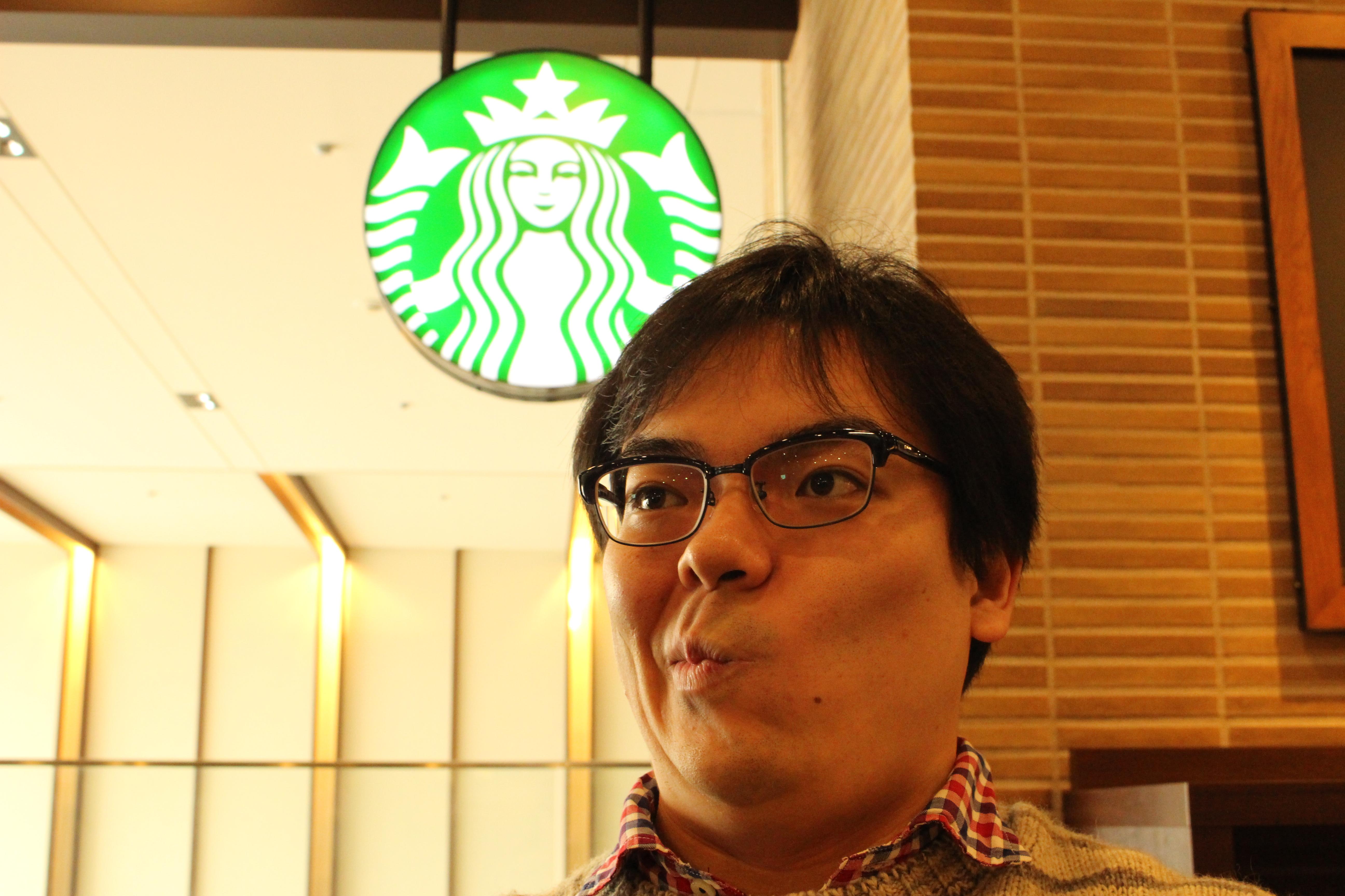 東京にはスタバでMacをドヤ顔で使う「マカー」がいるらしい