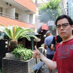 肉感がハンパない渋谷の『ウーピーゴールドバーガー』を喰らう