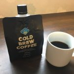 ちょっと前に話題になった水出しコーヒー『COLD BREW COFFEE』をそろそろ飲んでみるか