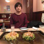 イトウ、約2年ぶりに大阪に帰省したってよ